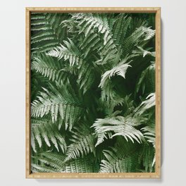 Green Inferno Serving Tray