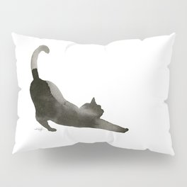 I Love Cats No.1 by Kathy Morton Stanion Pillow Sham
