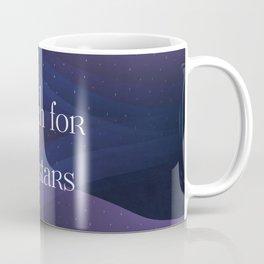 Ultraviolet Cosmos Coffee Mug