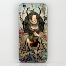 Spiderwoman iPhone Skin
