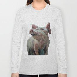 One Bad Pig Long Sleeve T-shirt