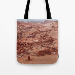 Valle de la Luna, Chile Tote Bag