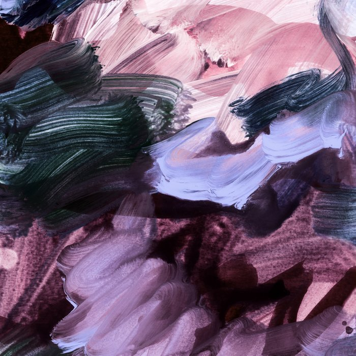 abstract painting VII Comforters