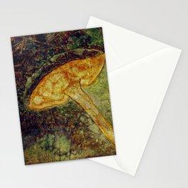 MUSHROOM WALTZ Stationery Cards