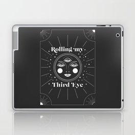 Rolling my Third Eye Laptop & iPad Skin