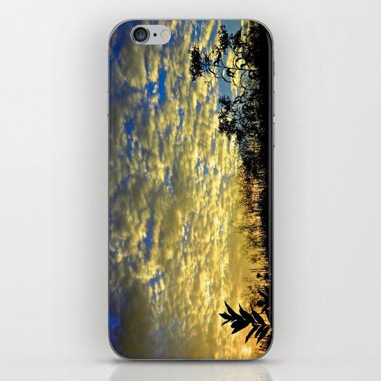 Shadows of Fall iPhone & iPod Skin