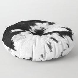 Cowhide Floor Pillow