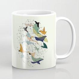 Chained birds Coffee Mug