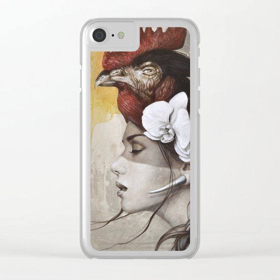 la nomade Clear iPhone Case
