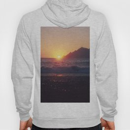 Crash into me - Romantic Sunset @ Beach #1 #art #society6 Hoody