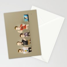 IG Lineup Stationery Cards