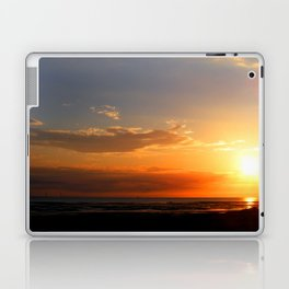Sunset in the Bay Laptop & iPad Skin