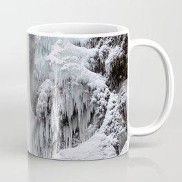 Cloaked in Ice Coffee Mug