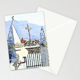 Camerata Nuova: cemetery Stationery Cards