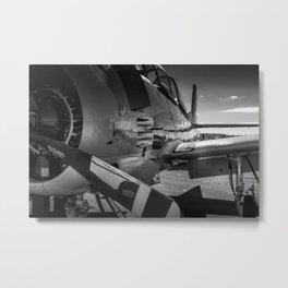 T-28B Metal Print