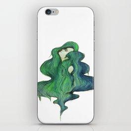 Wanderlust Waves iPhone Skin