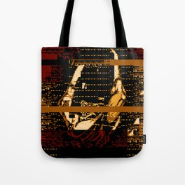 You Alone Are The Werewolf Tote Bag