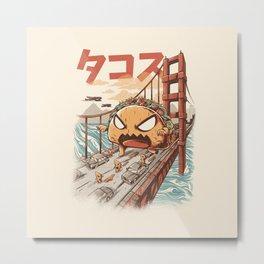 Takaiju Metal Print