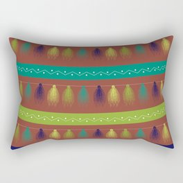 Tasselini Rectangular Pillow