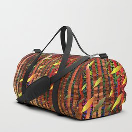 Jungle Breeze Duffle Bag