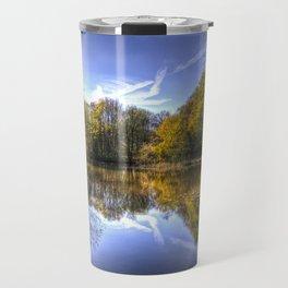 The Silent Pond Travel Mug