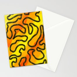 Lava Stationery Cards
