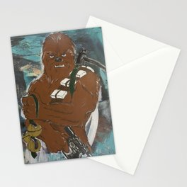Lock and Load Chewie Stationery Cards