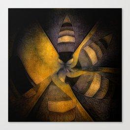 escape the hive Canvas Print