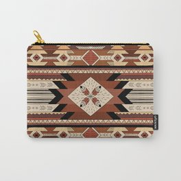 Native feather Carry-All Pouch