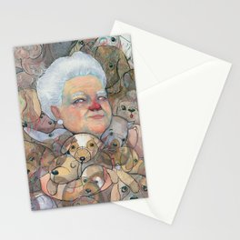 Miss Puppy Stationery Cards