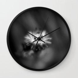 Botanica Obscura #1 Wall Clock