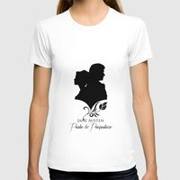 pride and prejudice T-shirts featuring Pride and Prejudice by Clarc