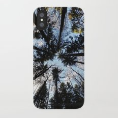 Looking up the Sky Slim Case iPhone X