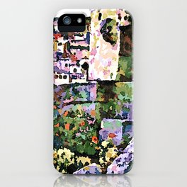 Sassi di Matera iPhone Case