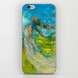 Embrace the Winds iPhone Skin