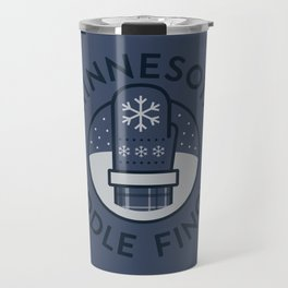 Minnesota Middle Finger Travel Mug