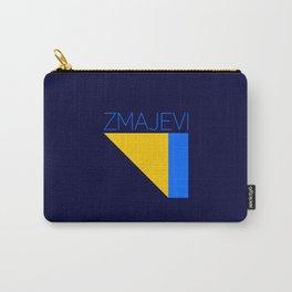 Bosnia-Herzegovina Carry-All Pouch