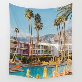 Palm Springs Saguaro Wall Tapestry