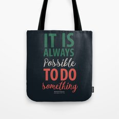 Law and Justice by Hero G. Falcone - Illustration Poster for Motivation and Inspiration Tote Bag
