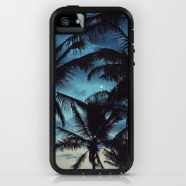 Honolulu Moon iPhone Case
