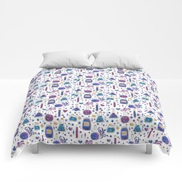 Galaxy Potions Comforters