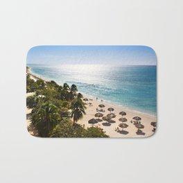 Playa Paraiso Cayo Largo, Cuba Bath Mat