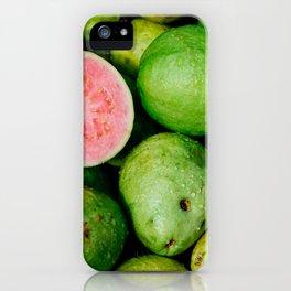 Guavas iPhone Case