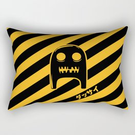 The Strange & Scary Adventures of Smee Rectangular Pillow