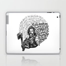 The Impossible Dream Laptop & iPad Skin