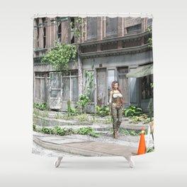 Beautiful Wanderer Shower Curtain