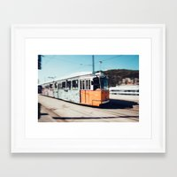 budapest Framed Art Prints featuring Budapest by Johnny Frazer