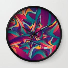 Wrong Past Wall Clock
