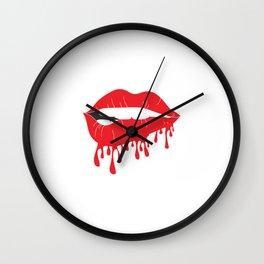 Hold The Feelings Wall Clock