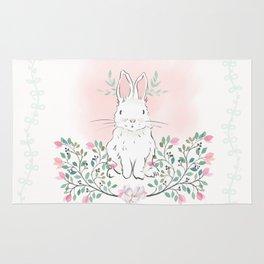 Magnolia Bunny Rug